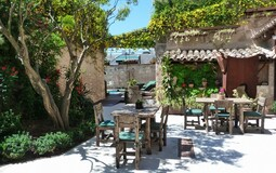 Hotel **** in Mallorca - Uncovered terrace