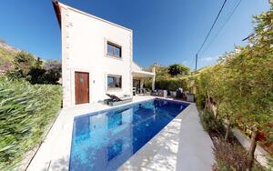Villa in Calvià Village - Sunny villa with pool