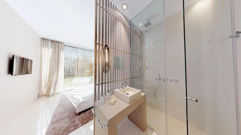 Villa in Son Vida - Guest Bedroom 2 en-suite