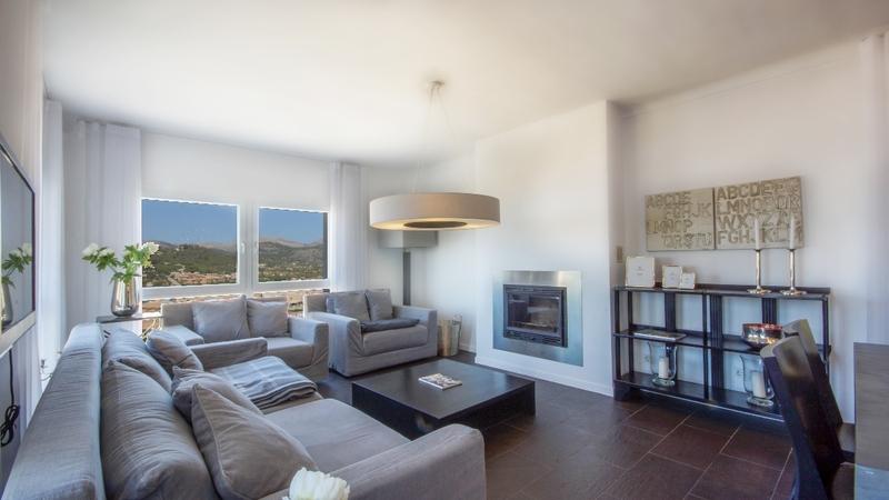 Detached Villa in Puerto Andratx - Lounge