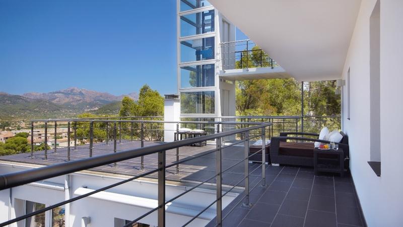 Detached Villa in Puerto Andratx - Mid level terrace