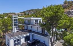 Detached Villa in Puerto Andratx - Aerial3