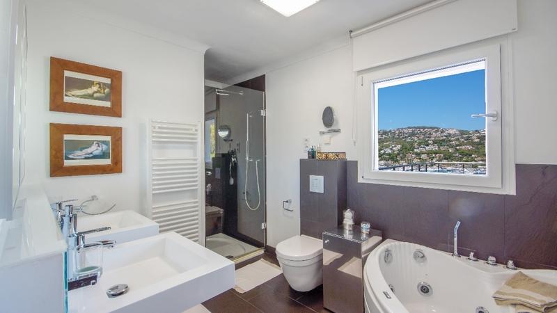Detached Villa in Puerto Andratx - Bathroom 1