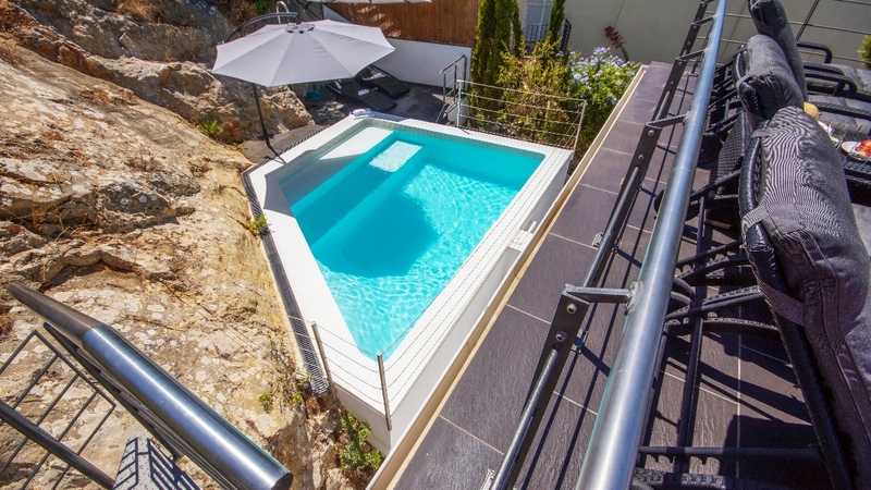 Detached Villa in Puerto Andratx - Pool
