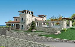 Mansion in Camp de Mar - Attractive stone work