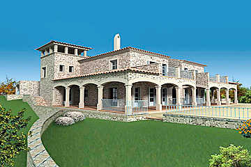 Mansion in Camp de Mar - Elegant and stylish
