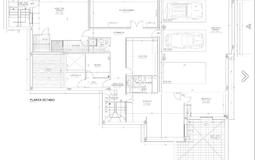 Mansion in Camp de Mar - Floor plan - V-campmar-110 Basement