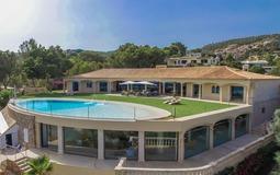 Detached Villa in Costa D´en Blanes - Aerial3
