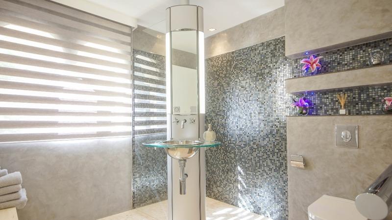 Detached Villa in Costa D´en Blanes - Bathroom