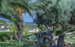 Detached Villa in Costa D´en Blanes - Garden dining