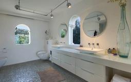 Detached Villa in Costa D´en Blanes - Master bath1