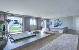 Detached Villa in Costa D´en Blanes - Master bedroom