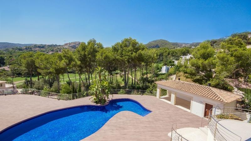 Villa in Son Vida - Golf Course view