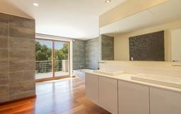 Villa in Son Vida - Master bathroom