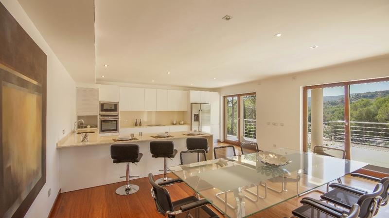 Villa in Son Vida - Kitchen