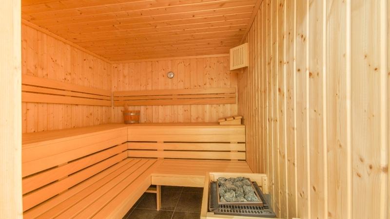 Villa in Son Vida - Sauna