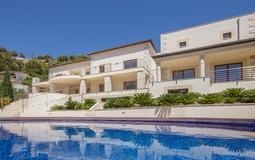 Villa in Son Vida - Building view