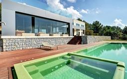 Villa in Costa D´en Blanes - Villa with pool