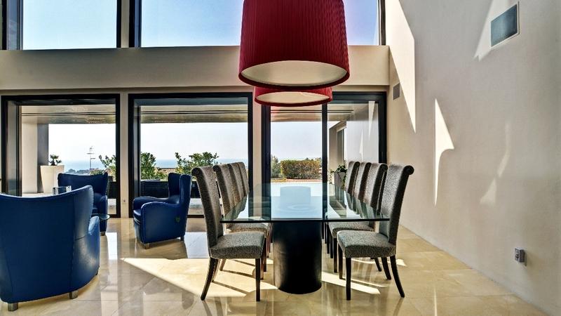Villa in Costa D´en Blanes - Dining area