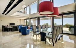 Villa in Costa D´en Blanes - Living with dining area