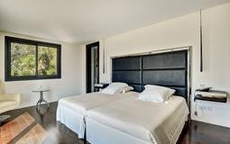 Villa in Costa D´en Blanes - En suite bedroom