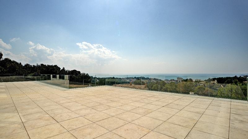 Villa in Costa D´en Blanes - Huge roof terrace