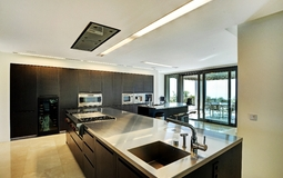 Villa in Costa D´en Blanes - Kitchen area
