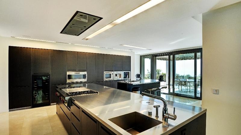 Villa in Costa D´en Blanes - Kitchen area