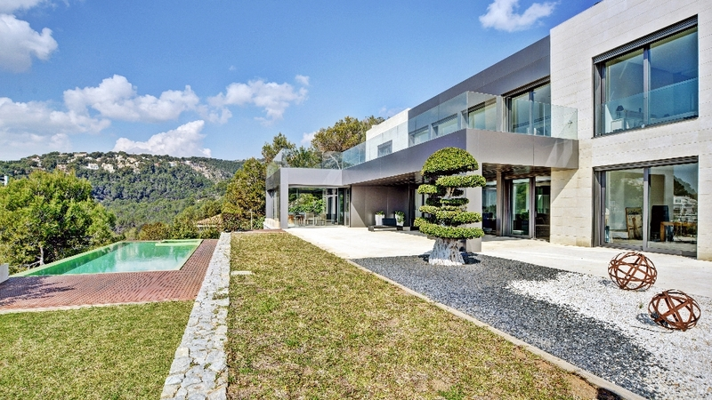 Villa in Costa D´en Blanes - Panoramic views