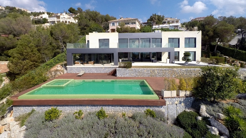 Villa in Costa D´en Blanes - Luxury villa