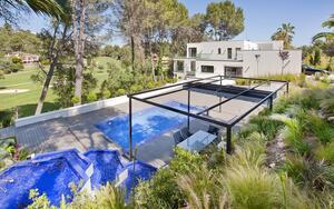 Villa in Son Vida - pool views