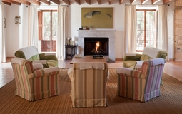 Finca in Mallorca - Comfortable living area