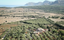 Finca in Mallorca - Aerial views