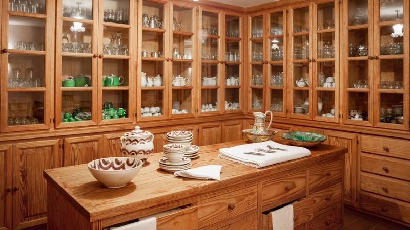 Finca in Mallorca - Kitchen aea