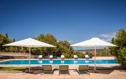 Finca in Mallorca - Pool area