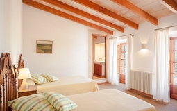 Finca in Mallorca - Bedroom