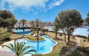 Duplex Penthouse in Nova Santa Ponsa - Community pool
