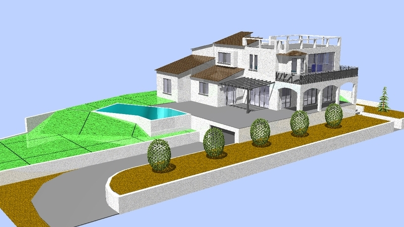 Villa in Camp de Mar - Luxury project