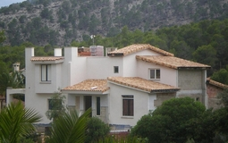 Villa in Camp de Mar - Mountain views