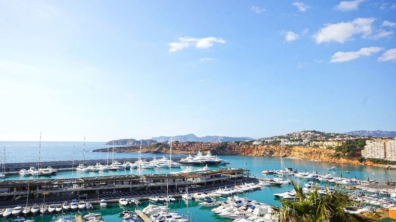 Townhouse in Port Adriano - Fantastic Views to Port Adriano