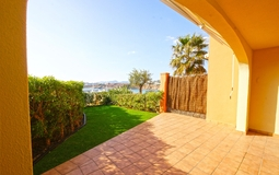 Townhouse in Port Adriano - Sunny terrace