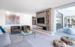 Villa in Nova Santa Ponsa - Living room