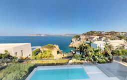 Villa in Nova Santa Ponsa - Pool and sea view