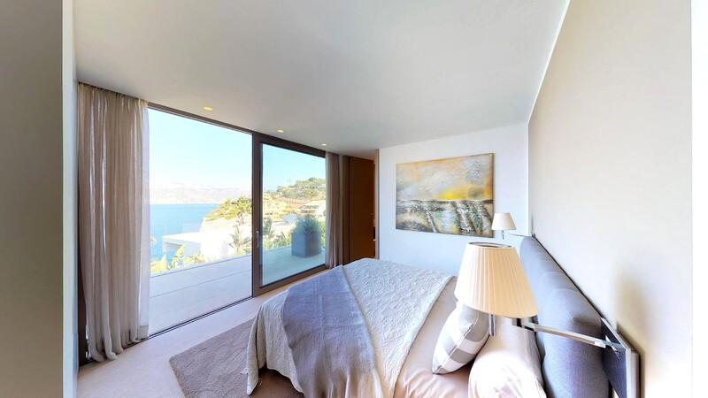 Villa in Nova Santa Ponsa - Guest Bedroom