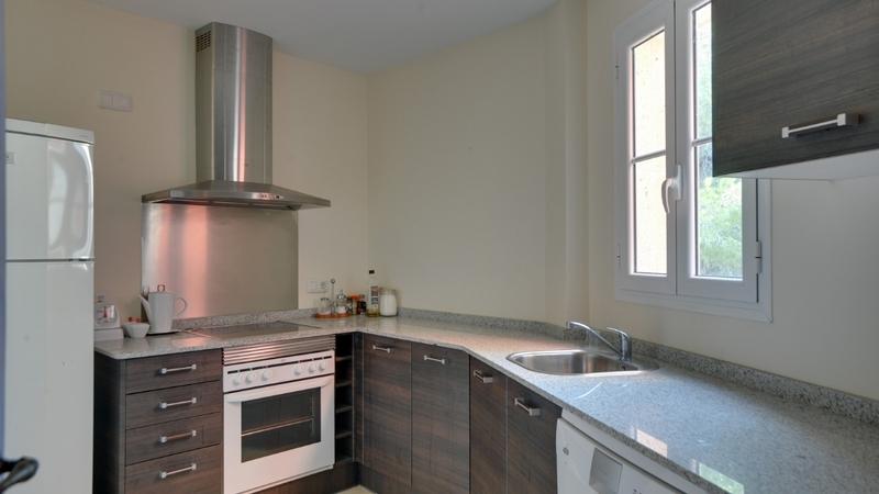 Penthouse in Santa Ponsa - Kitchen area