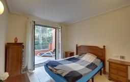 Penthouse in Santa Ponsa - Bedroom area