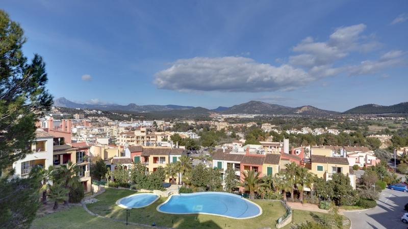 Penthouse in Santa Ponsa - Panoramic views