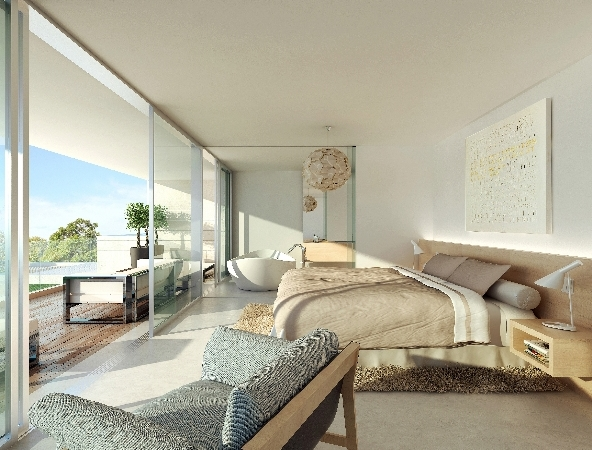 Villa in Son Vida - Master suite 4