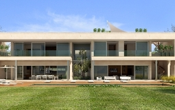 Villa in Son Vida - Facade south 1