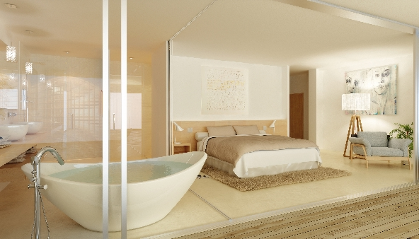 Villa in Son Vida - Master suite 1